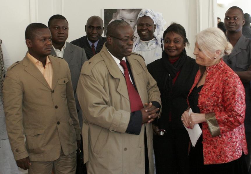 Délégations Africaines AFA février 2010