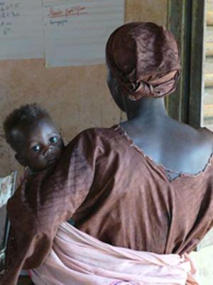 photo exposition Mali au féminin Rennes