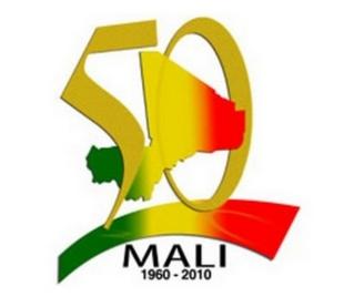 Logo cinquentenaire indépendance